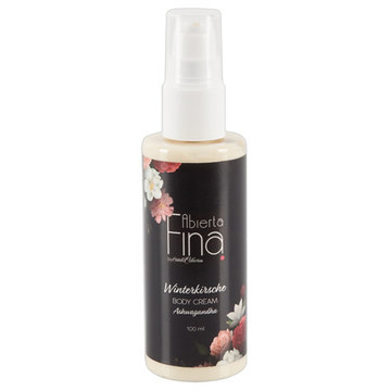Abierta Fina Body Cream - 100 ml