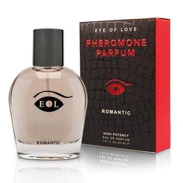 Romantic Feromonen Parfum - Man/Vrouw