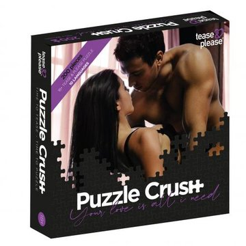 Puzzle Crush Your - Love is All I Need
