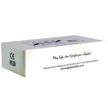 Glyde Ultra Natural - 100 Condooms