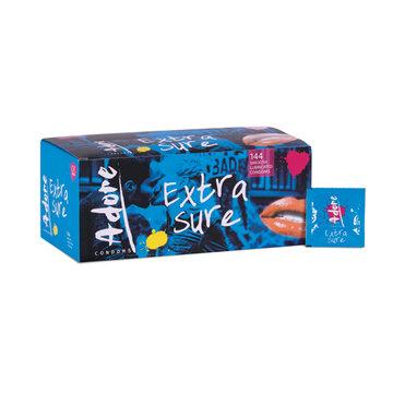 Adore Extra Sure condooms 144st