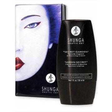 Shunga -  Orgasme crème voor vrouwen