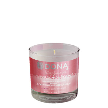 Dona Massage Candle Flirty