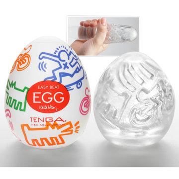 Tenga Egg - Street Keith Haring