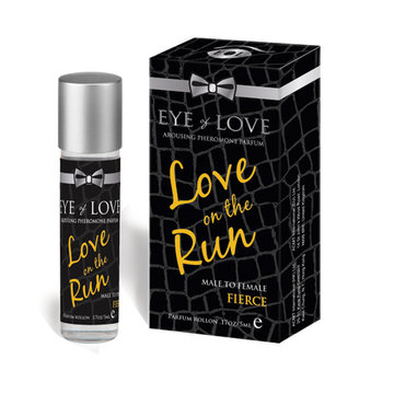EOL Mini Rollon Parfum Man/Vrouw Fierce - 5 ml Fierce