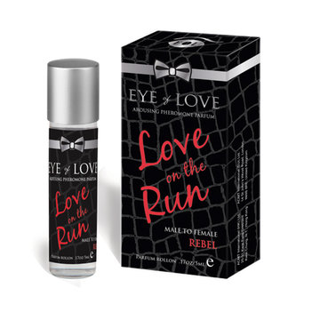 EOL Mini Rollon Parfum Man/Vrouw Rebel - 5 ml