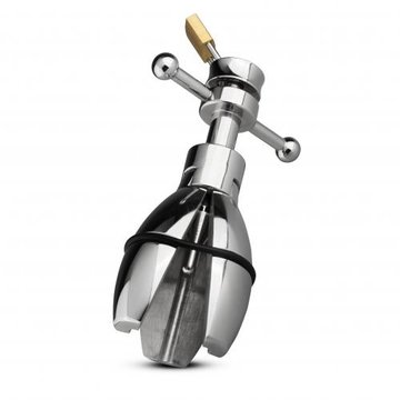 Anal Spreader Buttplug - Metaal