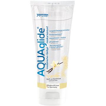 AQUAglide Glijmiddel Vanille - 100 ml