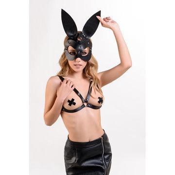 Bunny - Kunstleren Masker